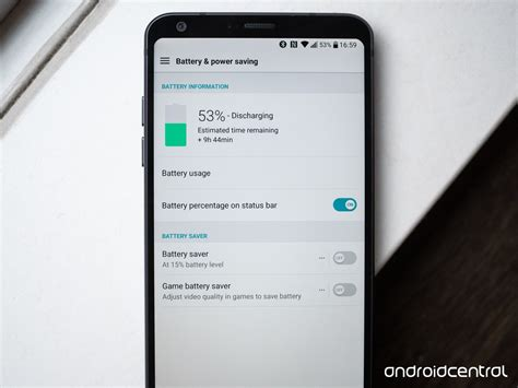 android battery fixer how to fix lg g6 battery problems android central