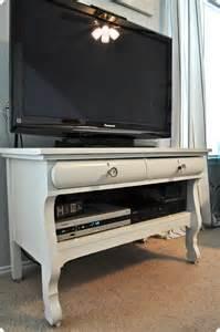 a redo antique dresser turned tv stand 187 bunker