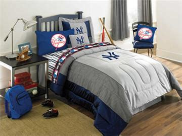 New York Yankees Authentic Bedding Yankee Bedding