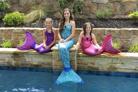 Brooklyn And Bailey Giveaway - live mermaids in our pool and giveaway cute girls hairstyles