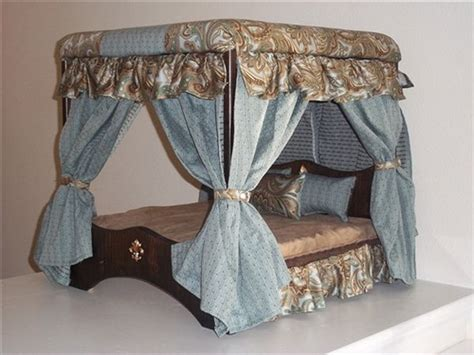 pet canopy bed 17 best ideas about luxury dog house on pinterest dog