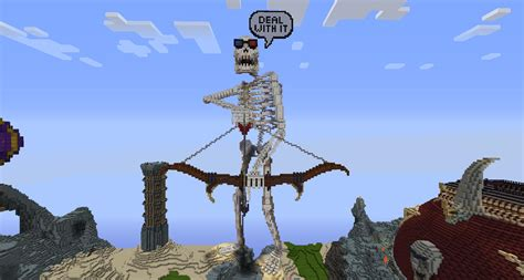 How To Get Blueprints Of My House Online saturday skeleton just don t care minecraft