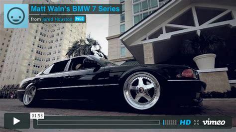 vip bmw 7 vip style bmw 7 series fast car