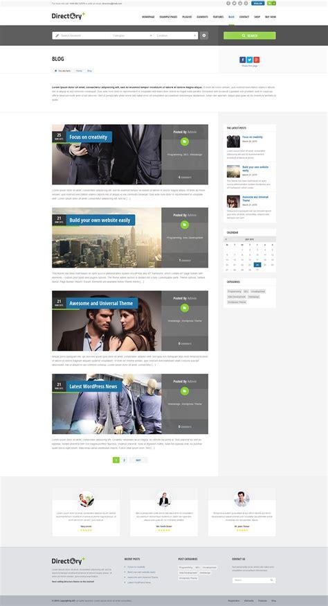 themeforest blog listing directory portal wordpress theme by ait themeforest