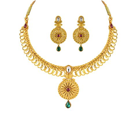 Gold Necklace buy orra gold set necklace for best bridal