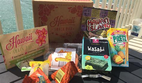 Vacation Home Kauai - hawaiian snacks are filled with aloha hawaii aloha travel