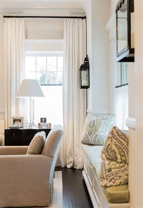best curtain color for white wall black lantern wall sconces window upholstered seating