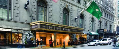 New York by Roosevelt Hotel New York 1 2 Price With Hotel Direct