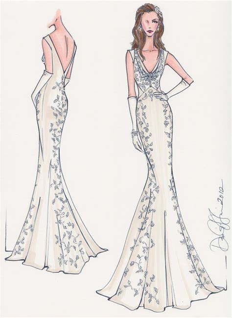 fashion illustration front and back 267 best fashion sketch figure images on