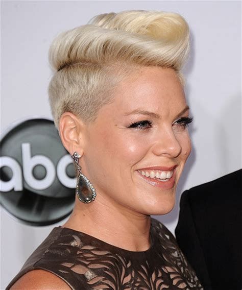pinks hairstyles 2013 celebrity short hair pictures short hairstyles 2017