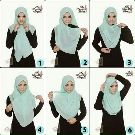 tutorial hijab glitter simple 25 best ideas about square hijab tutorial on pinterest
