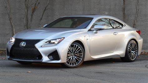2015 lexus rc f destroys the 2014 is f on track torque news test drive 2015 lexus rc f the daily drive consumer