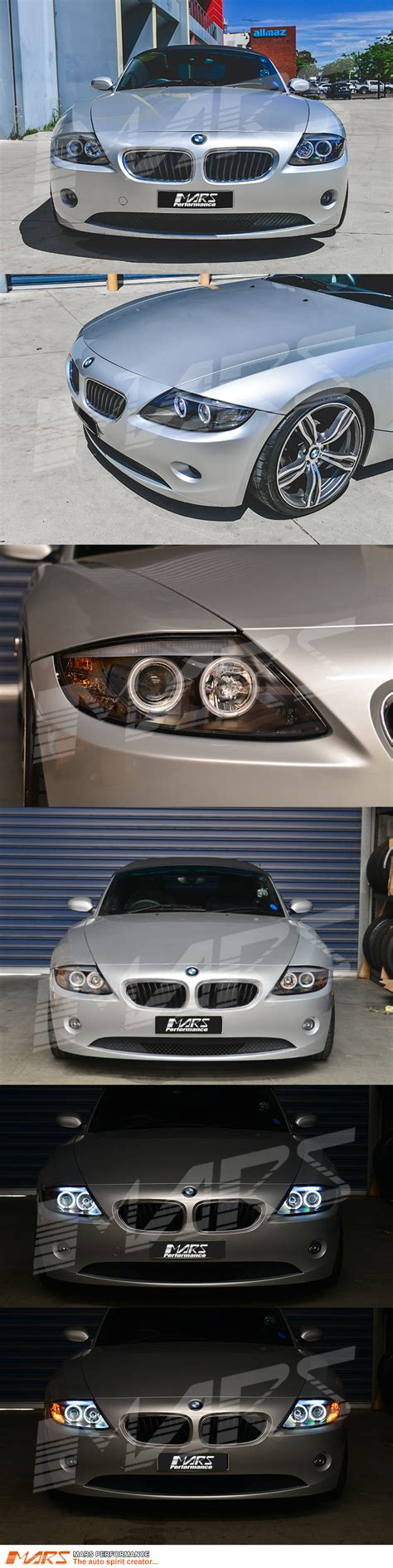 what does hid lights stand for black ccfl angel eyes projector head lights for bmw z4 e85