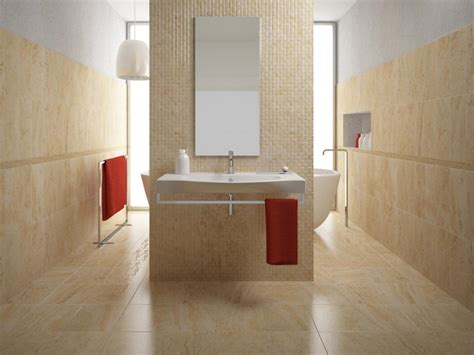 Cost To Install Tile Flooring by Installing Porcelain Tile Floor In Bathroom Thefloors Co