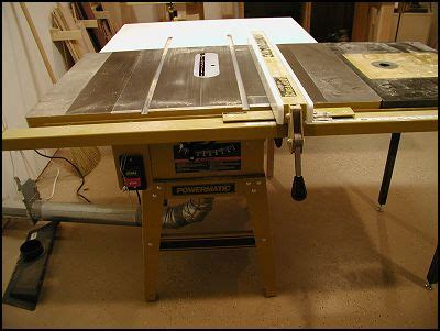 powermatic 64b table saw review sawdust and shavings powermatic 64a table saw review