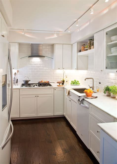 24 best images about Galley Kitchens on Pinterest   Galley