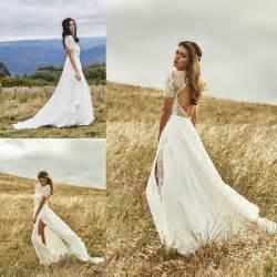 bohemian wedding dress popular bohemian wedding dress buy cheap bohemian wedding dress lots from china bohemian wedding