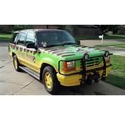 Jurassic Park Vehicle Replica  Make
