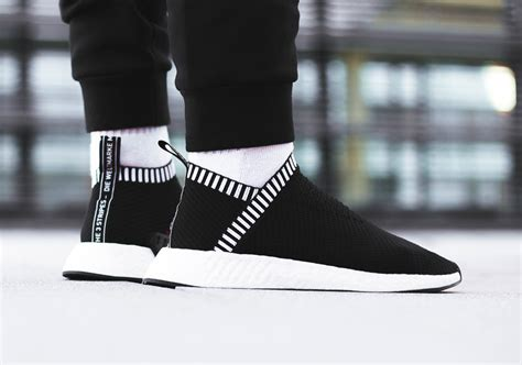 Setelan Cs Side Adidas Adidas Nmd City Sock Cs2 Black Ba7188 Sneakernews