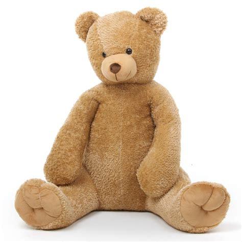 large teddy bears honey tubs large soft plush teddy 42in