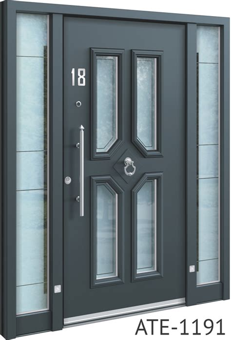 Entrance Doors by Spitfire S 500 Series Beautifully Engineered Aluminium