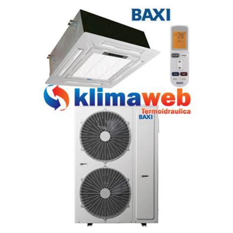 climatizzatori a cassetta climatizzatore condizionatore baxi monosplit cassetta 4