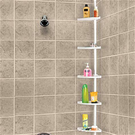 bathroom shower organizers walk in shower stall organizer choices