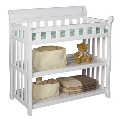 delta changing table white keep all your baby stuffs in order using a delta eclipse