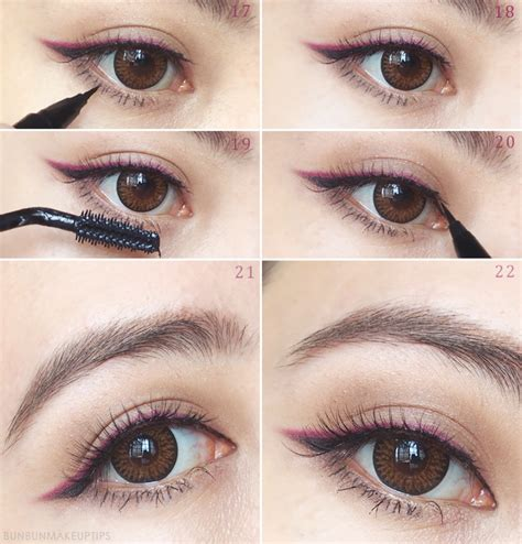 download video tutorial makeup korean style powerful women their eyeliners by kate tokyo bun bun