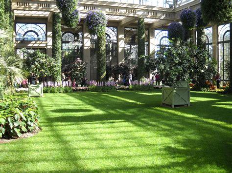 Longeood Gardens by Longwood Gardens Henry Homeyer