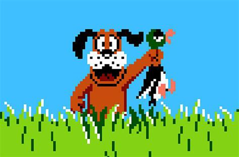 Duck Hunt creative developer takes a at duck hunt in