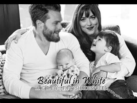 Beautiful In White Fifty Shades Freed Mp3 Download   fifty shades freed christian and ana beautiful in