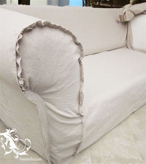 easy slipcover diy slipcovers indredibly easy crafting by holiday