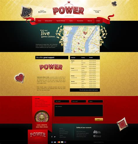 themeforest insurance theme themeforest power jackpot glossy and shiny html theme