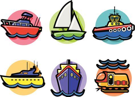 cartoon tug boat tugboat clipart clipart best