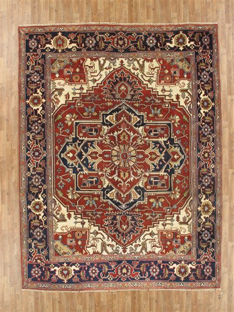 9 X 11 Area Rugs 9 X 11 10 Quot Indo Serapi Area Rug Nyc Rugs Antique Contemporary Area Rugs
