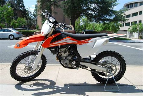 Used Ktm 250 2016 Ktm 250 Sx F Motorcycle From El Cajon Ca Today Sale