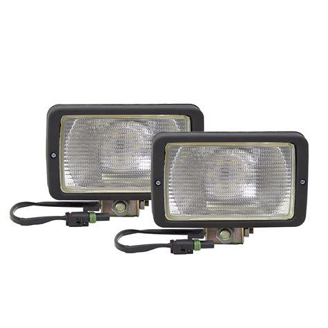 12 vdc 800 lumen led wireless pair flood lights dc