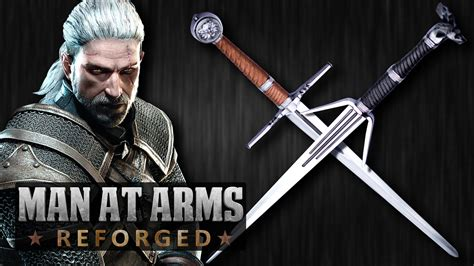 make a witcher 3 sword witcher 3 silver steel swords at arms reforged
