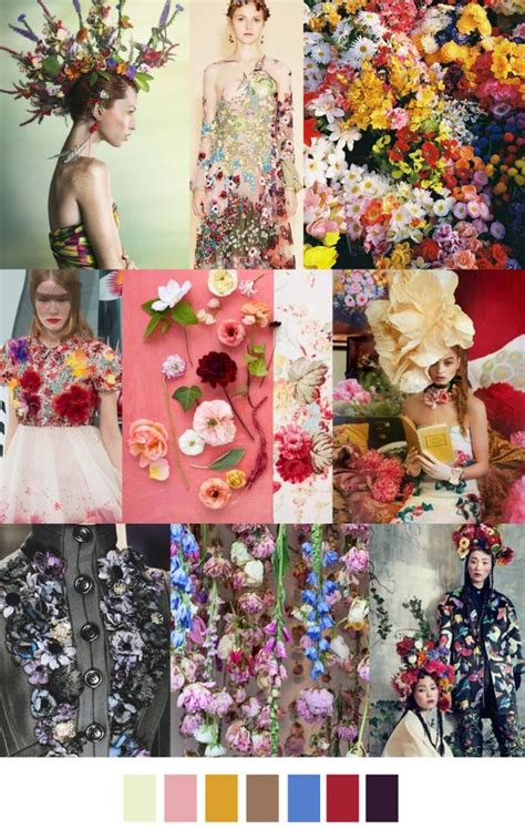 tendencias ver 227 o 2016 pattern curator blog and patterns mad hatters explosions and floral on pinterest