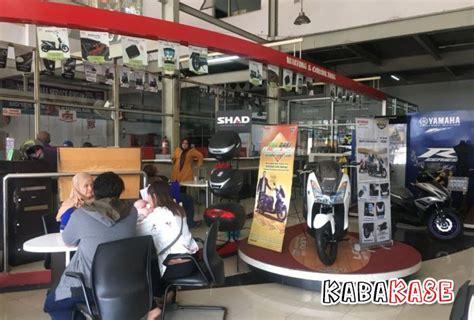 brosur paket kredit motor yamaha dealer cianjur