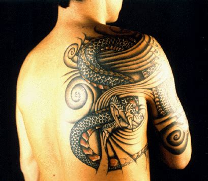 japanese tribal tattoos tattoos style