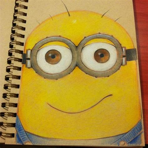 doodle happy birthday minion despicable me minion doodle journal