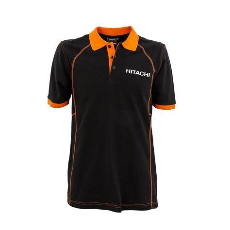 orange collar black orange shirt custom shirt
