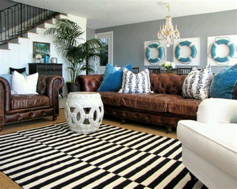 colors that go with chocolate brown sofa brown couch mix of grey teal black and white how now