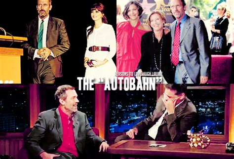 Gordon And Hugh Ask You To Think About Your Food by Reasons To Hugh Laurie Reason 181 The Autobahn