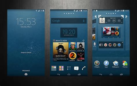Themes Sony Jar | xperia custom themes archives gizmo bolt exposing