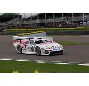1996 Porsche 911 GT1  Chassis 993 104