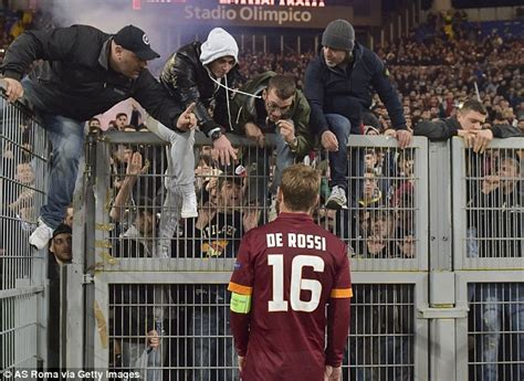 first dortmund now roma stars talk to angry fans