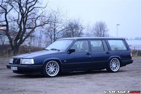 5 Car Garage Plans volvo 945 turbo